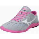 Mizuno Be Schuh  Women Silver/White/Electric 08KP20301