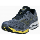 MIZUNO Wave Nirvana 8 Folkestone Grey/Anthracite/Gypsum /...