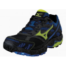 MIZUNO Wave Tarawera Charcoal Grey/ Lime Punch / Imperial...