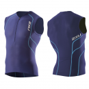 2XU Men`s ACTIVE  Tri Single MT 2056a mnb/clb (blau)