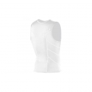 2XU Men`s COMP Tri Singlet MT1838a wht/wht / Weiss