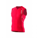 2XU Men`s ACTIVE  Tri Single MT 2056a vnr/gry (Vemere Red...