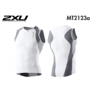 2XU Men`s Long Distance Tri Singlet ICE X Men MT2123a...