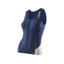 Triathlon Women`s Compression Tri Singlet ind/cdb...