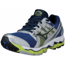 MIZUNO Wave Nirvana 9 Men  Surf The Web / Dress Blues /...