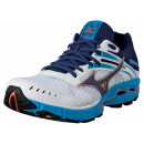 MIZUNO Wave Inspire 9 Men  White / Dress Blue / Vibrant...