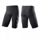 2XU Men`s COMPRESSION TRI SHORT MT2849B BLK/BLK