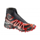 Salomon Schuhe SNOWCROSS CS BLACK/BRIGHT RED/CAN L35291600