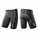 "2XU Men`s Comp Tri Short 9"" MT2264b BLK/LMG"