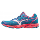 MIZUNO Wave Catalyst Atomic Blue/White/Diva Pink J1GD163301