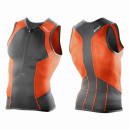 2XU Comp Tri Singlet Men MT2262a CHR/BTO (Aktion)