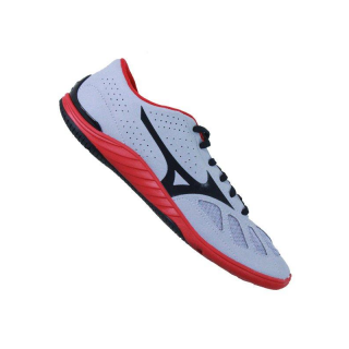Mizuno Be Schuh Men  Silver/Anthracite/Chinese Red  08KP20209