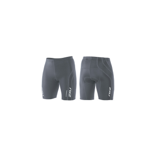 2XU Men`s COMP TRI SHORT + POCKETS stl/stl (grau)