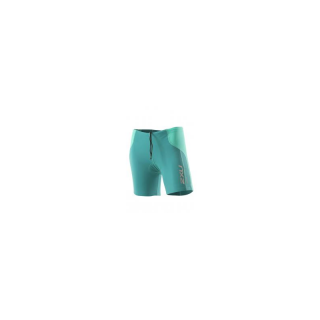 2XU Women`s COMP Tri Short  WT1842 bte/amr Bright Emerald/Aquamarine
