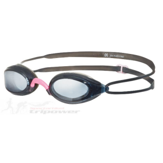 ZOGGS Schwimmbrille Fusion Air Lady Nasensteg Pink