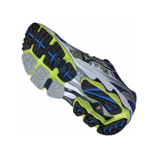 MIZUNO Wave Nirvana 9 Men  Surf The Web / Dress Blues / Lime Punch 08KN-340010