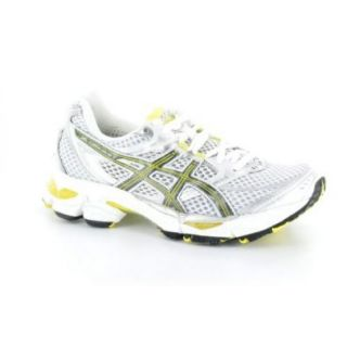 ASICS GEL-Cumulus 12 Lady T0A6N 0112 WHITE/LIMELIGHT/LIGHTNING (leichte Flecken)