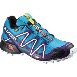 Salomon Schuhe SPEEDCROSS 3 GTX® W SCUBA BLUE/COE L37906200