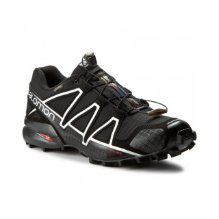 SALOMON Schuhe SPEEDCROSS 4 GTX® BLACK/BLACK L38318100