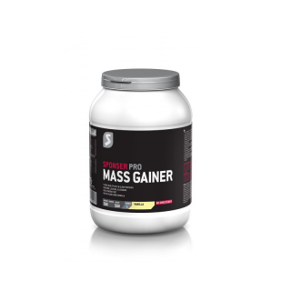 Sponser PRO MASS GAINER 1200g Dose chocolate / vanilla