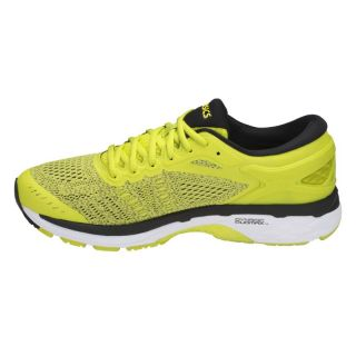 Asics GEL-Kayano 24 SULPHUR SPRING/BLACK/WHITE