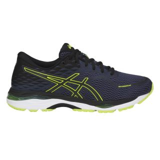 Asics GEL-Cumulus 19 INDIGO BLUE/BLACK/SAFETY YELLOW