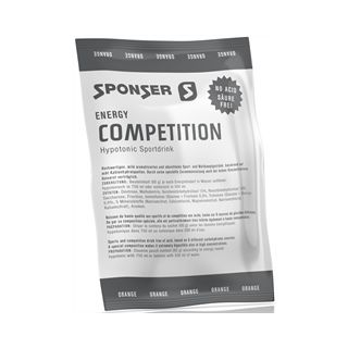 Sponser Competition Displ. 20x60g à 750ml orange