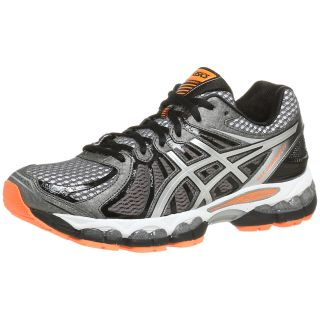 ASICS GEL-NIMBUS15 Men Neutral  T3BON/7591  Storm/Black/Flash Orange