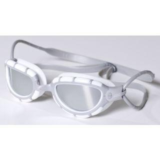 ZOGGS Schwimmbrille Predator Mirror Performence Spiegelbrille mit weiss 322863