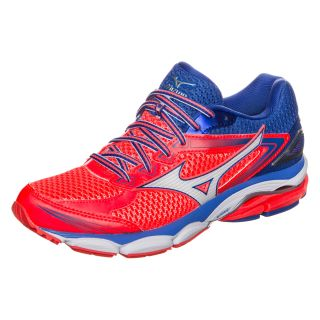 MIZUNO Wave Ultima 8  Women Dark Orange/White/Blue J1GD160902