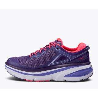 Hoka - Ws Bondi 4  Mulberry Purple/Neon Pink HOK1012620MPNP