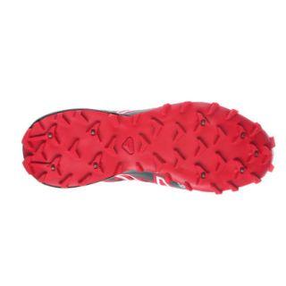 Salomon Schuhe SPIKECROSS 3 CS BK/RADIANT.R/WH 38315400