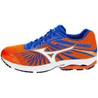 MIZUNO Wave Sayonara 4 Men J1GC163015 Clownfish / White / Nautical Blu