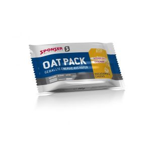 Sponser ENERGY Oat Pack Macadamia&Chufas -  BAR 60g