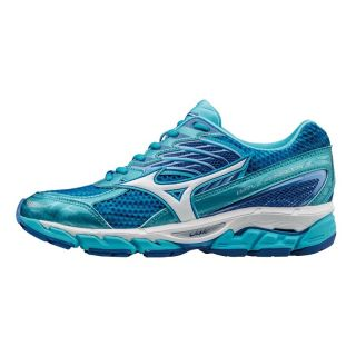 MIZUNO Wave Paradox 3 Women Blue Atoll / White / Strong Blue J1GD161201