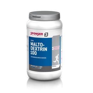 Sponser Malto-Dextrin 100 - 900g Dose/ 10-18 port