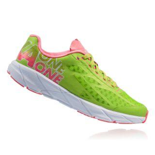 Hoka - Ws Tracer Women Bright Green / Neon Pink  HOK1012049BGNP