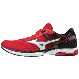MIZUNO Wave Emperor 3  Men Chinese Red / White / Black J1GA187601