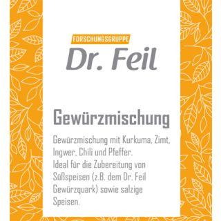 Dr. Feil Gewürzmischung bio* 100g