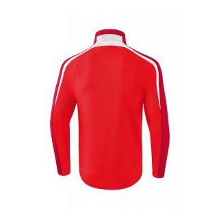 Erima 1011821 Liga 2.0 Präsentationsjacke Junioren rot/dunkelrot/weiß