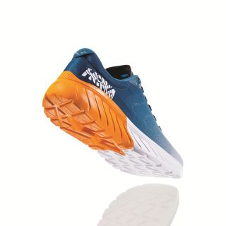 HOKA  MMach 2 Corsair Blue-Bright Marigold HOK1099721CBBM