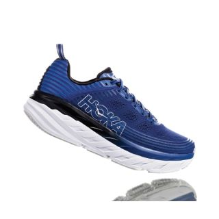 Hoka - Ms Bondi 6 GBAN   - Galaxy Blue/Anthracite HOK1019269GBAN