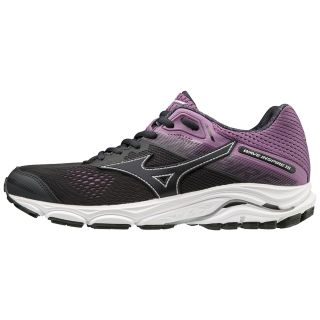 MIZUNO Wave Inspire 15 Women BlueGraphite/Blue J1GD194453
