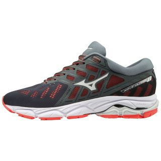 MIZUNO Wave Ultima 11 Women  Black/White/Fiery J1GD190901