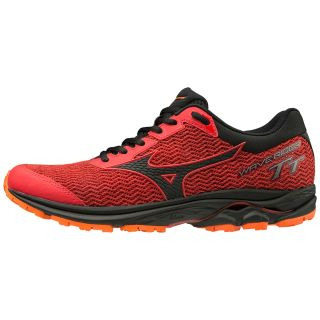 MIZUNO Wave Rider TT Men Neutral   HighRiskRed/Black  J1GC193209