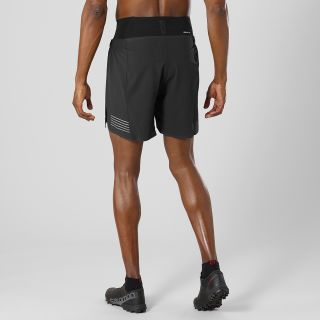 Salomon S/LAB SHORT 6 M Farbe BLACK