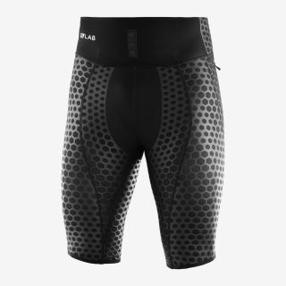 Salomon S/LAB EXO HALF TIGHT M Farbe BLACK