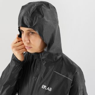 Salomon S/LAB MOTIONFIT 360 JKT W Farbe BLACK