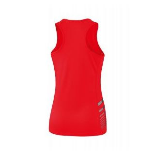 Erima 8281909 Race Line 2.0 Running Singlet Frauen  rot