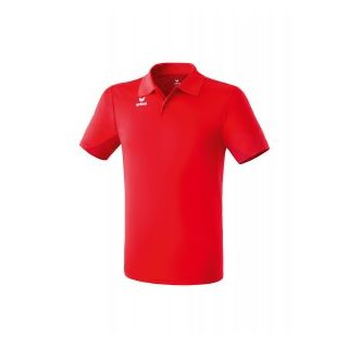 Erima 211342 Funktions Poloshirt Junioren  rot